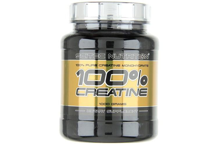 Scitec Nutrition 100% CREATINE avis