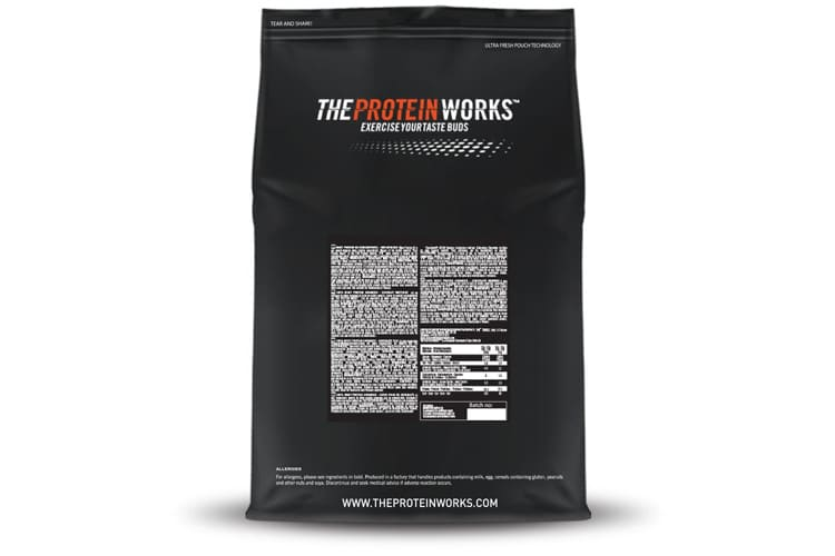 The Protein Works - Diet Whey Isolate 90 test