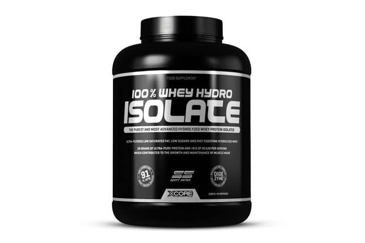 Xcore 100%Whey Hydro Isolate SS avis
