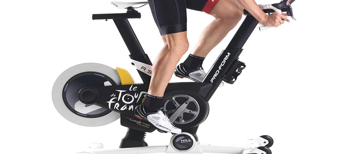 achat vélo de spinning