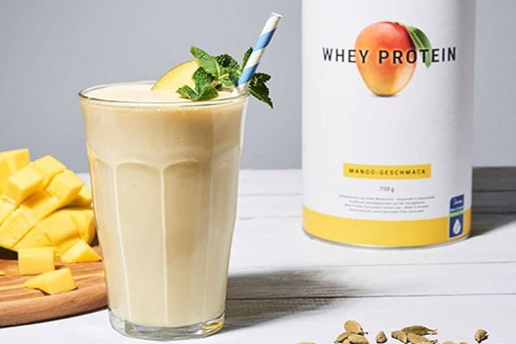 Foodspring Protéine Whey test