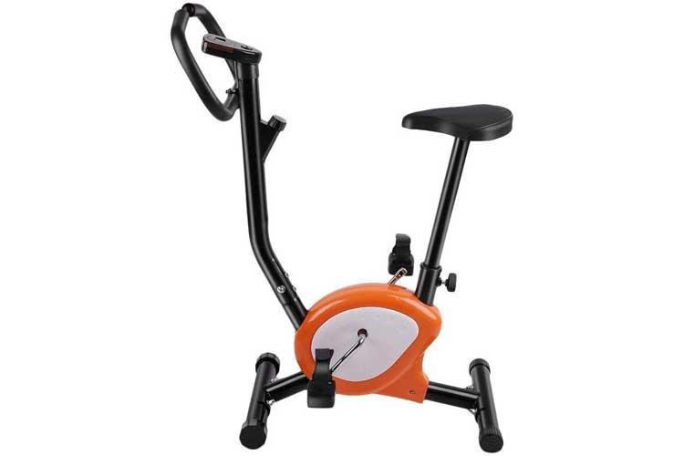 Sweepid vélo fitness test
