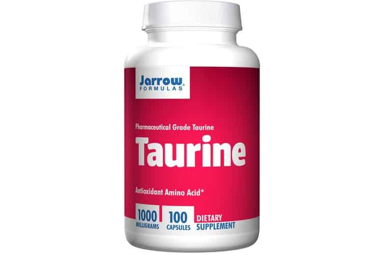 Taurine Presentation Role Bienfaits Sources Avis