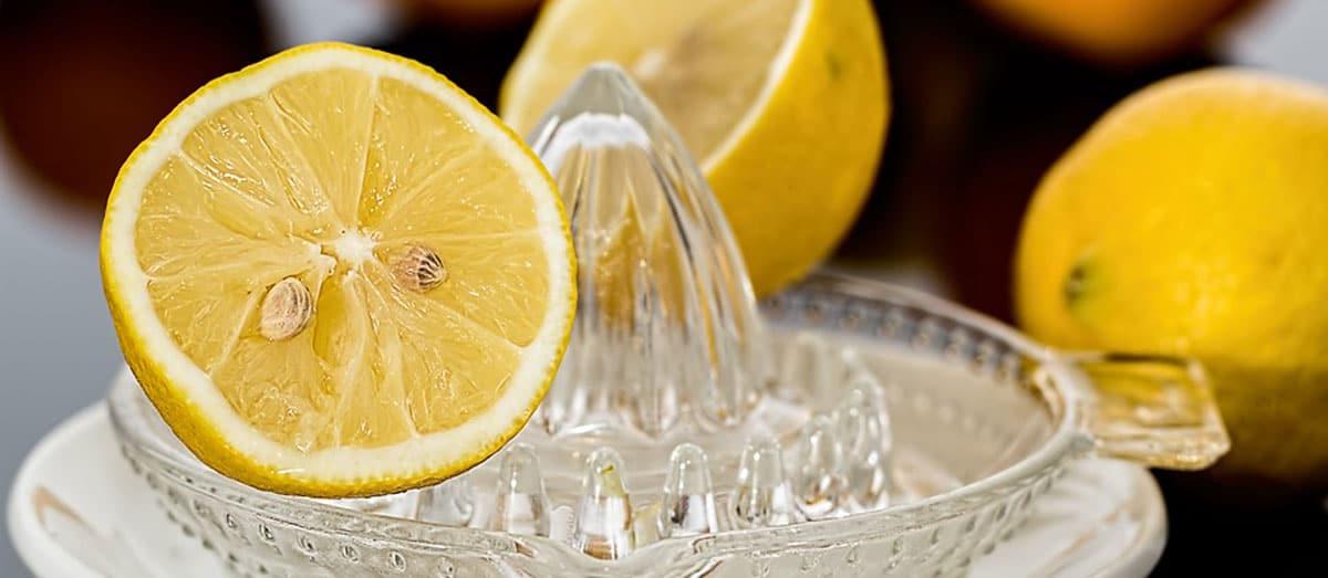 Jus Citron Perte De Poids Mythe Realite Avis